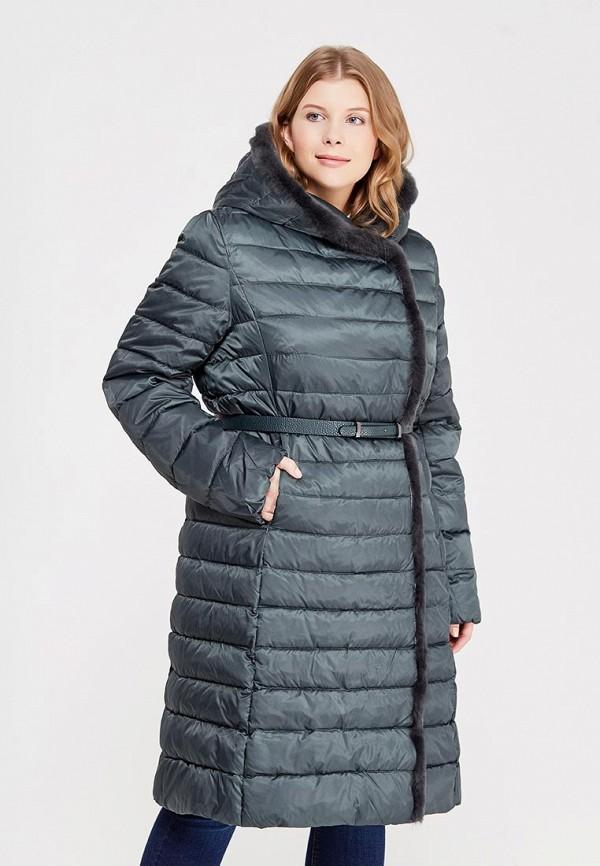 где купить Куртка утепленная Clasna Clasna CL016EWYEZ52 по лучшей цене