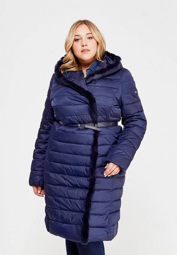 Куртка утепленная Clasna Clasna CL016EWYEZ56 куртка утепленная clasna clasna cl016ewyez56