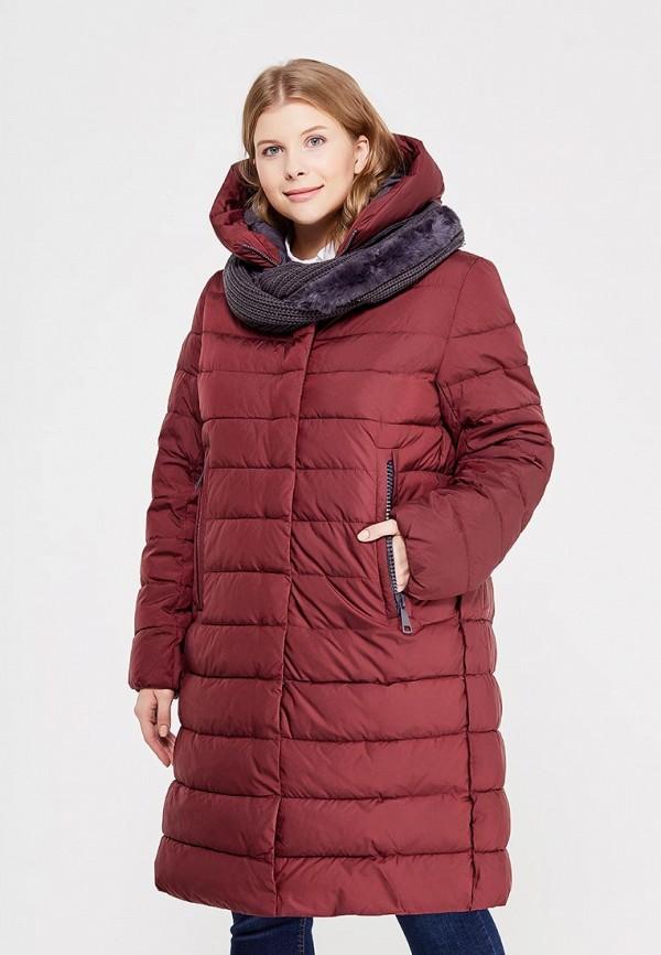 где купить Куртка утепленная Clasna Clasna CL016EWYEZ60 по лучшей цене