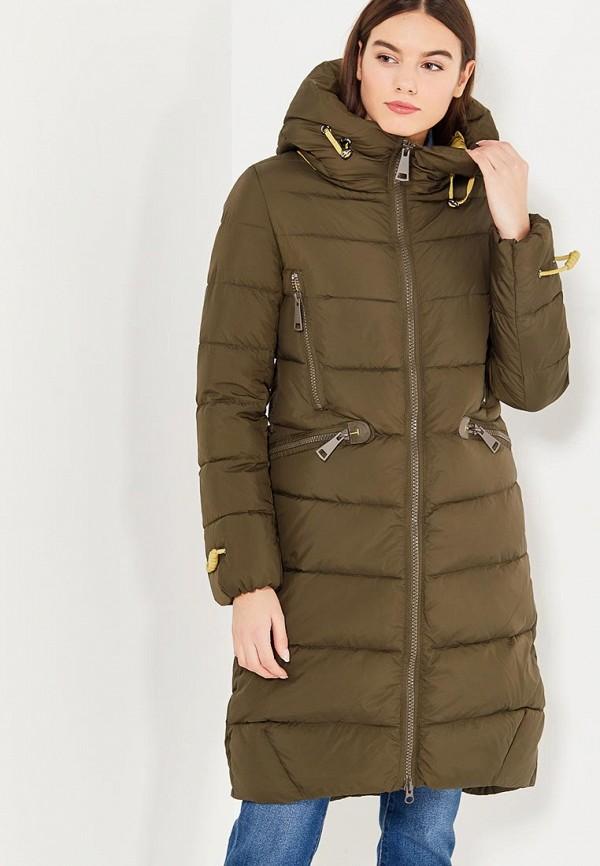 Куртка утепленная Clasna Clasna CL016EWYEZ85 куртка утепленная clasna clasna cl016ewrsz35