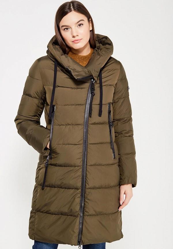 Куртка утепленная Clasna Clasna CL016EWYEZ89 куртка утепленная clasna clasna cl016ewyhd27