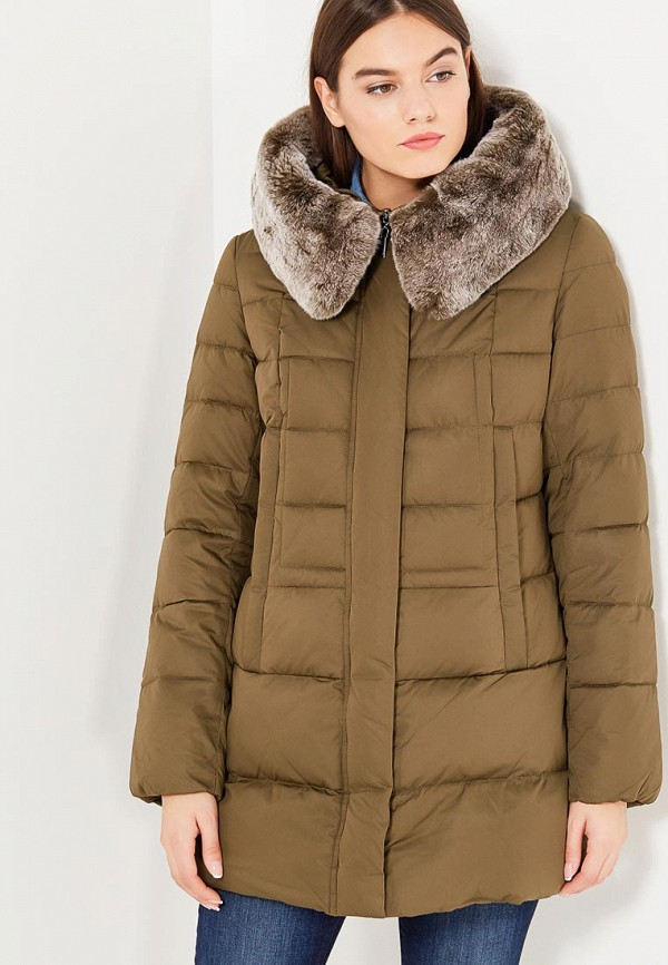 Куртка утепленная Clasna Clasna CL016EWYEZ93