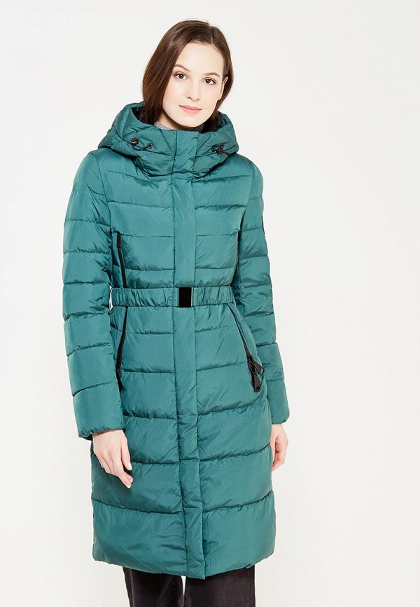Куртка утепленная Clasna Clasna CL016EWYEZ95 куртка утепленная clasna clasna cl016ewyhd27
