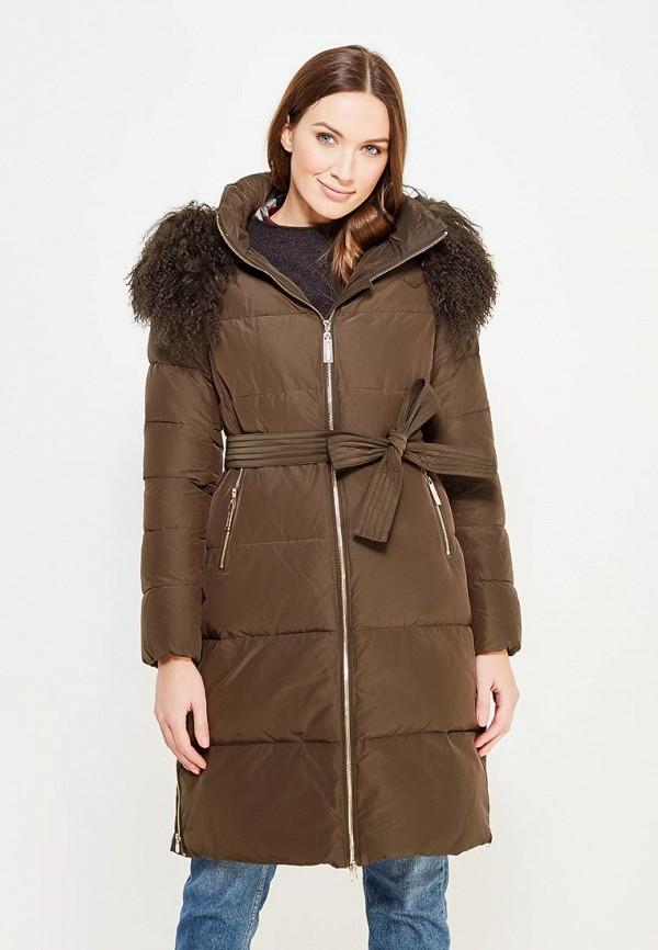 Куртка утепленная Clasna Clasna CL016EWYFA05 куртка утепленная clasna clasna cl016ewyez62