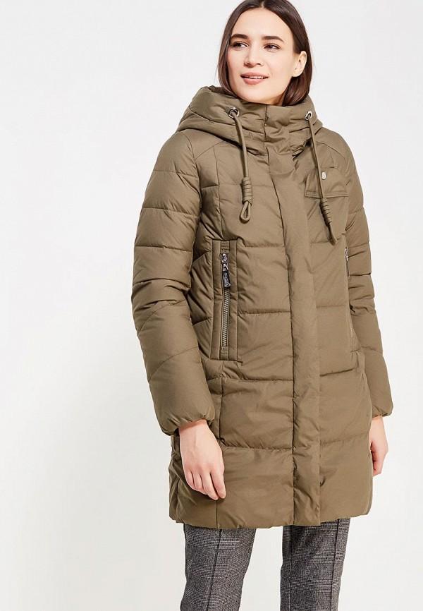 Куртка утепленная Clasna Clasna CL016EWYFA10 куртка утепленная clasna clasna cl016ewyfc49