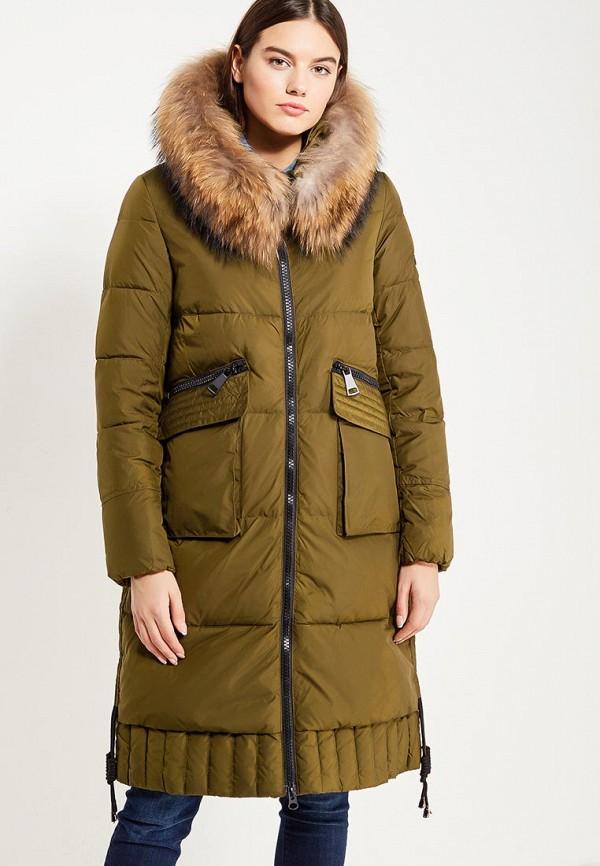 Куртка утепленная Clasna Clasna CL016EWYFA12 куртка утепленная clasna clasna cl016ewyfc36
