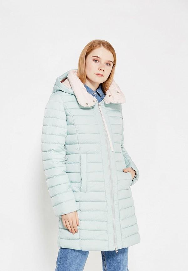 Куртка утепленная Clasna Clasna CL016EWYFA20 куртка утепленная clasna clasna cl016ewyfa03