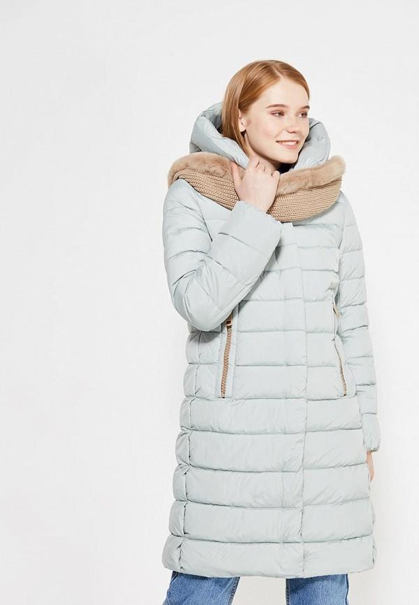 Куртка утепленная Clasna Clasna CL016EWYFA23 куртка утепленная clasna clasna cl016ewyez56