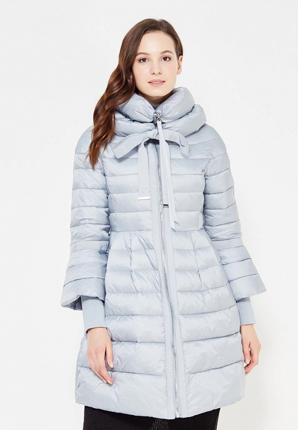 Куртка утепленная Clasna Clasna CL016EWYFC30 куртка утепленная clasna clasna cl016ewyhd27