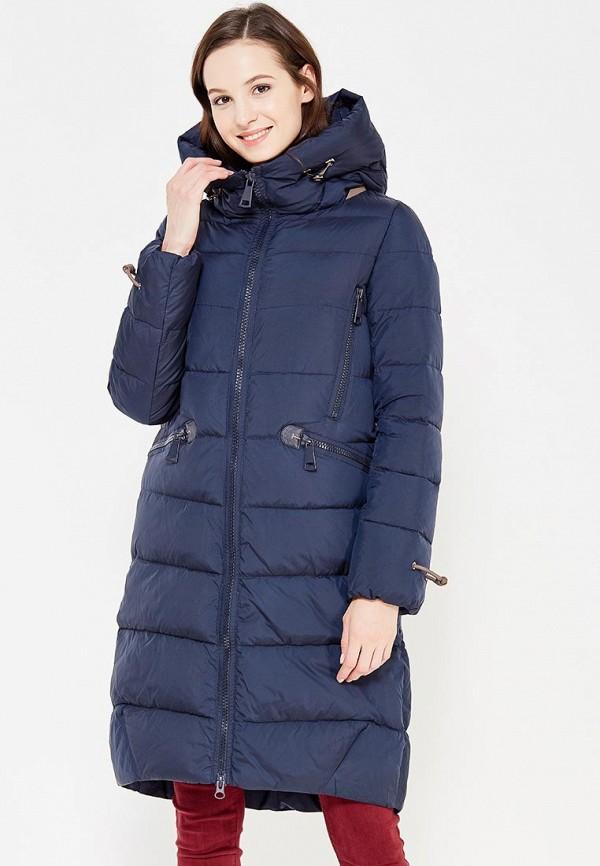 цена Куртка утепленная Clasna Clasna CL016EWYFC35 онлайн в 2017 году