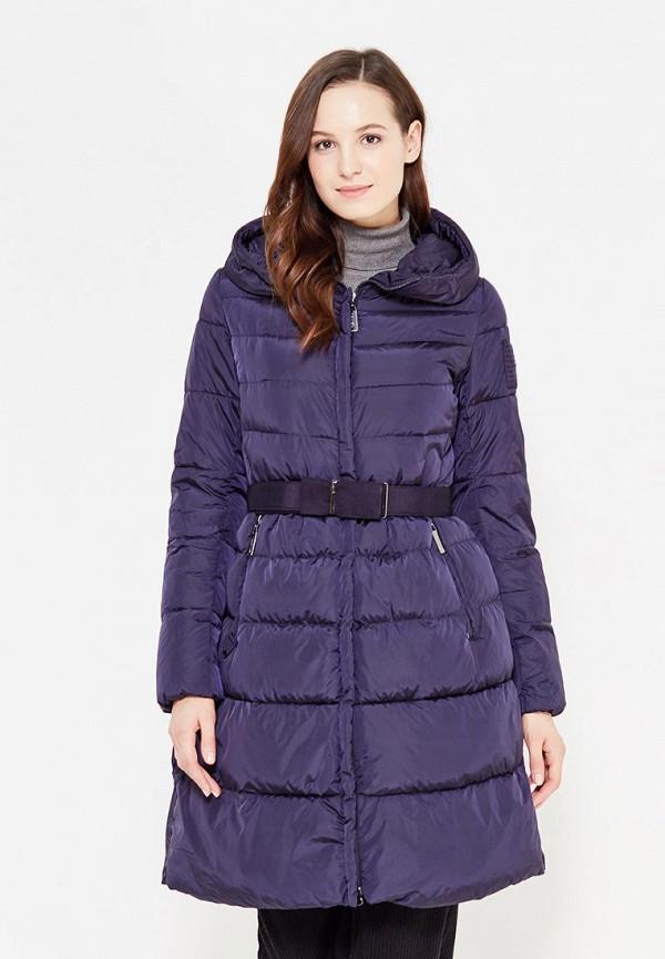 где купить Куртка утепленная Clasna Clasna CL016EWYFC38 по лучшей цене