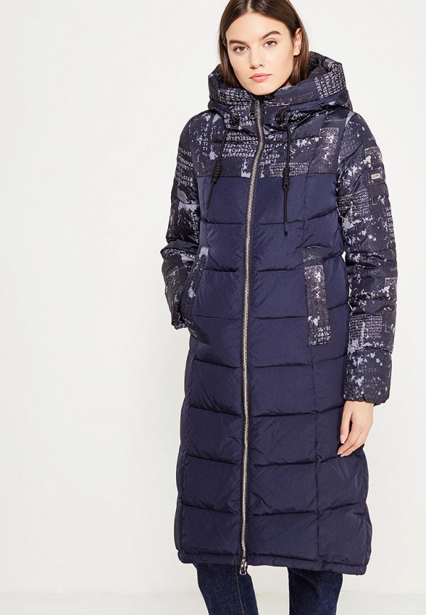 Куртка утепленная Clasna Clasna CL016EWYFC44 куртка утепленная clasna clasna cl016ewnmf28