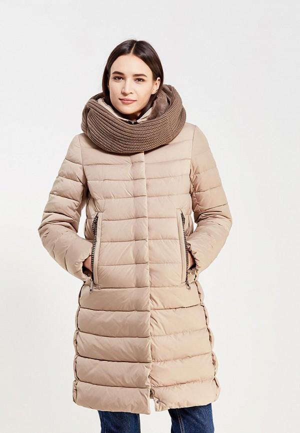 Куртка утепленная Clasna Clasna CL016EWYFC49 куртка утепленная clasna clasna cl016ewyfc49