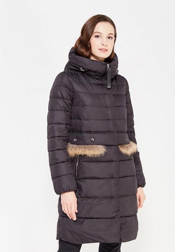 Куртка утепленная Clasna Clasna CL016EWYFC56 куртка утепленная clasna clasna cl016ewyez56