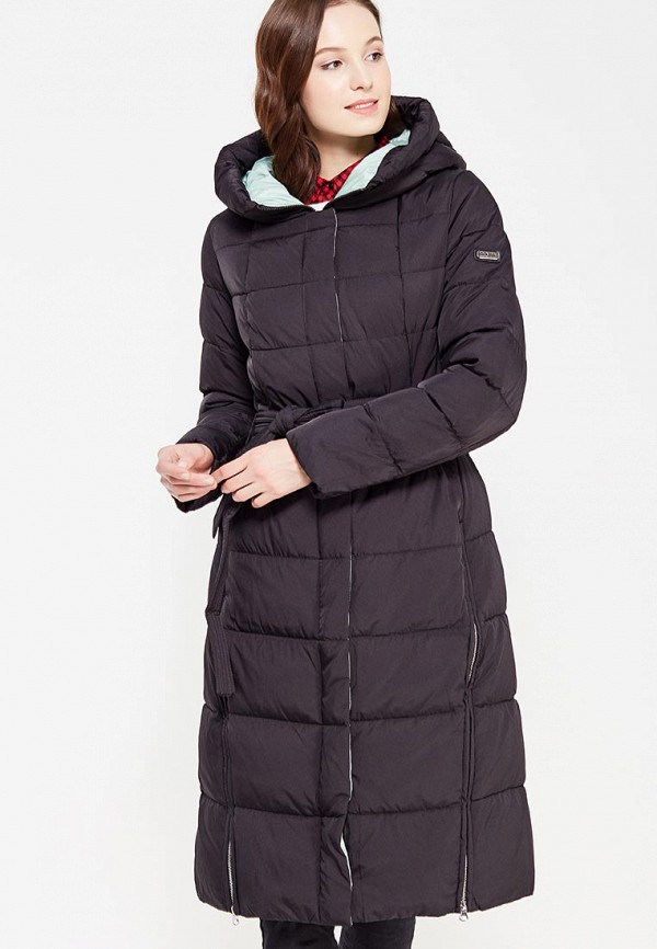 Куртка утепленная Clasna Clasna CL016EWYFC62 stylish cami full floral women s bodycon dress