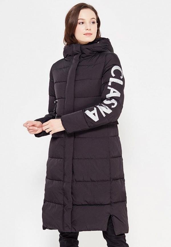 Куртка утепленная Clasna Clasna CL016EWYFC68 куртка утепленная clasna clasna cl016ewyhd27