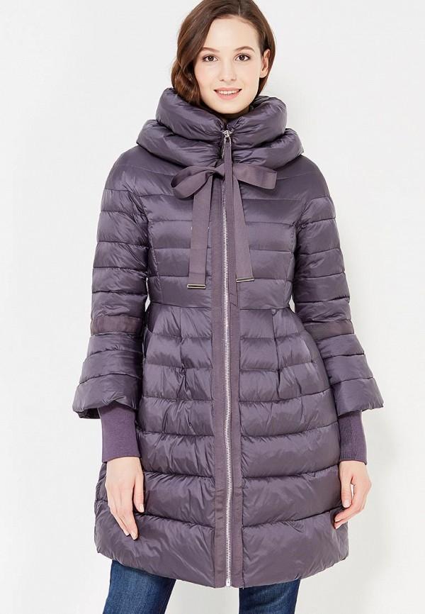 цена Куртка утепленная Clasna Clasna CL016EWYFC92 онлайн в 2017 году