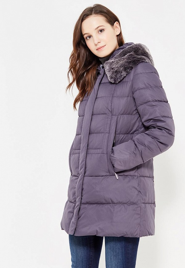Куртка утепленная Clasna Clasna CL016EWYFC93 куртка утепленная clasna clasna cl016ewyez56