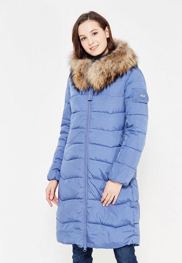 где купить Куртка утепленная Clasna Clasna CL016EWYFD01 по лучшей цене
