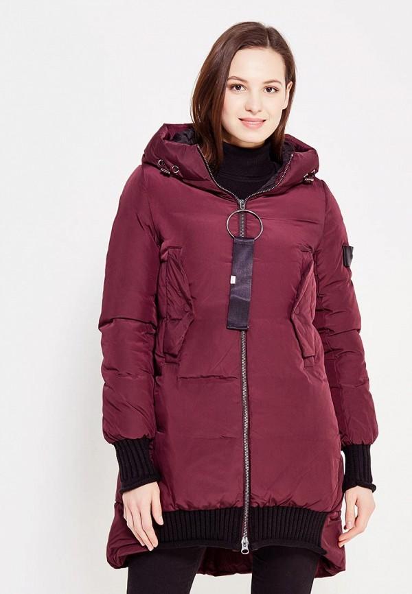 Куртка утепленная Clasna Clasna CL016EWYFD05 куртка утепленная clasna clasna cl016ewyfa03