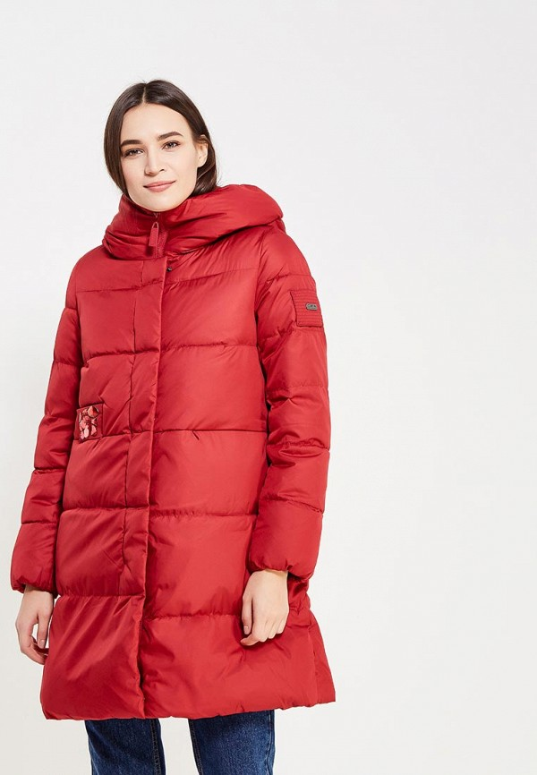Куртка утепленная Clasna Clasna CL016EWYFD16 куртка утепленная clasna clasna cl016ewnmf28