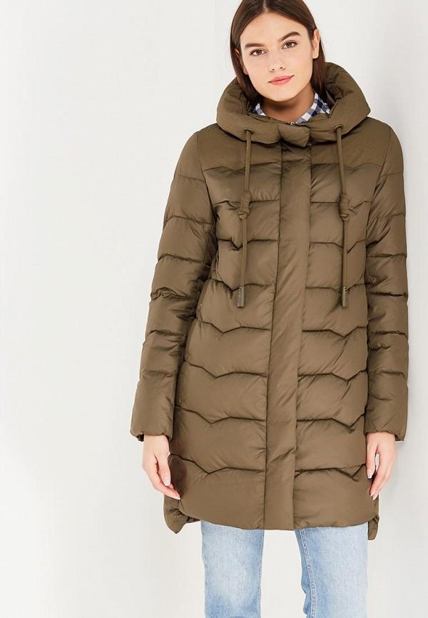Куртка утепленная Clasna Clasna CL016EWYFD18 куртка утепленная clasna clasna cl016ewyfc46