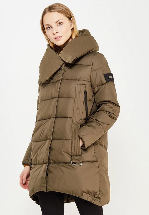 Куртка утепленная Clasna Clasna CL016EWYFD19 куртка утепленная clasna clasna cl016ewyfc49