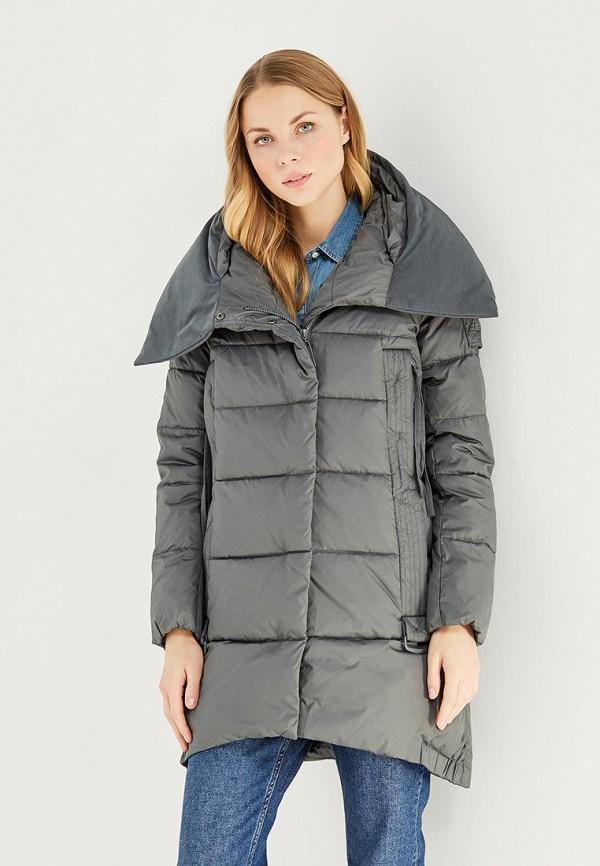 Куртка утепленная Clasna Clasna CL016EWYFD21 куртка утепленная clasna clasna cl016ewyhd27
