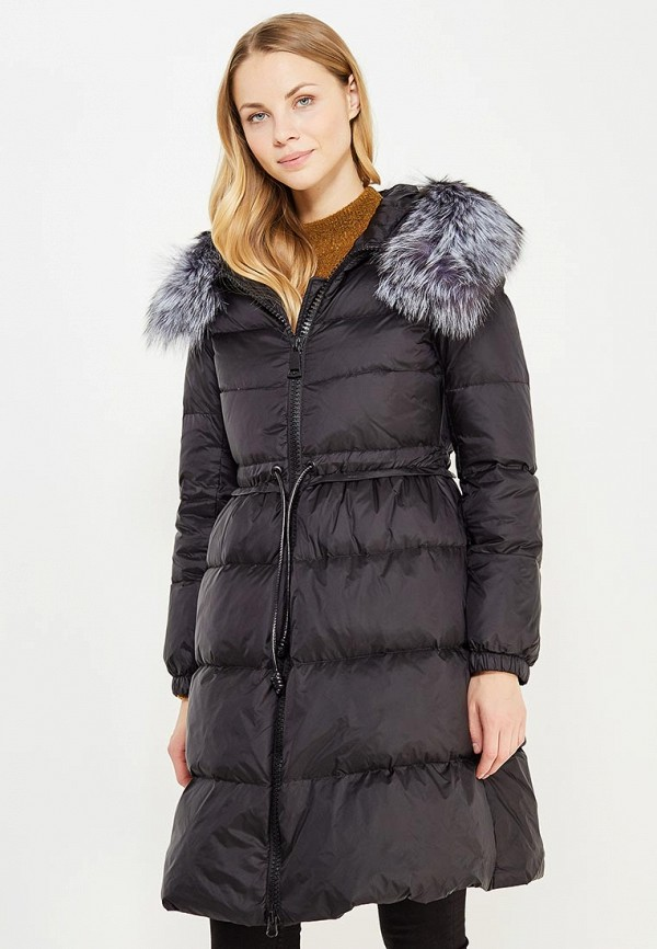 цена Куртка утепленная Clasna Clasna CL016EWYFD30 онлайн в 2017 году