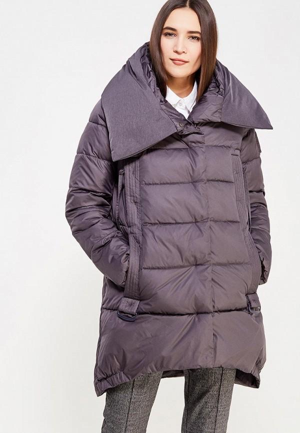 цена Куртка утепленная Clasna Clasna CL016EWYFD33 онлайн в 2017 году