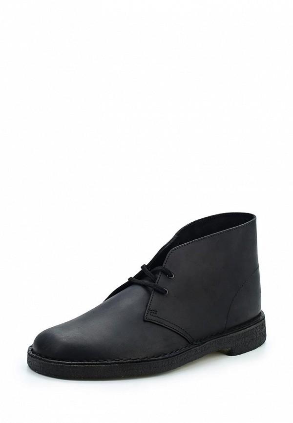 Ботинки Clarks Clarks CL567AMVDT26 ботинки дерби clarks stafford park5