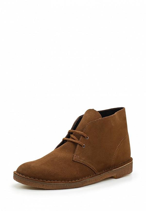 Ботинки Clarks Clarks CL567AMVDT30 ботинки дерби clarks stafford park5