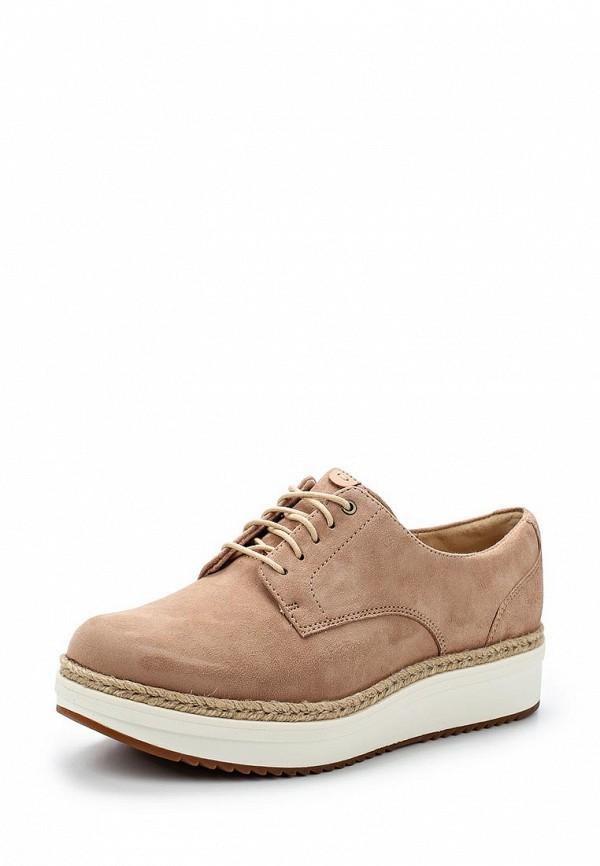 Ботинки Clarks Clarks CL567AWACVA1 palmolive