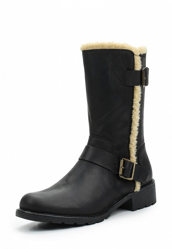 Полусапоги Clarks Clarks CL567AWVDT69 palmolive
