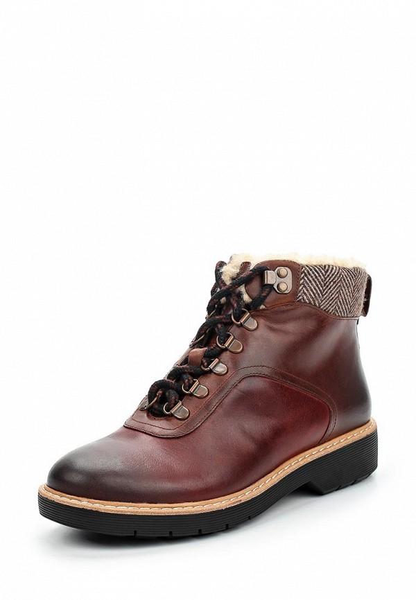 Ботинки Clarks Clarks CL567AWVDT71 ботинки дерби clarks stafford park5