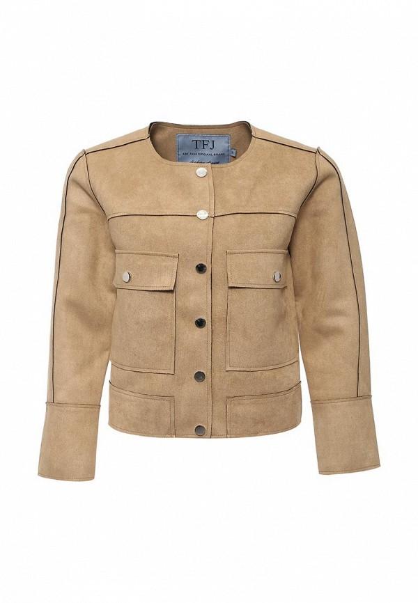 Кожаная куртка Tom Farr (Том Фарр) CW9833.22