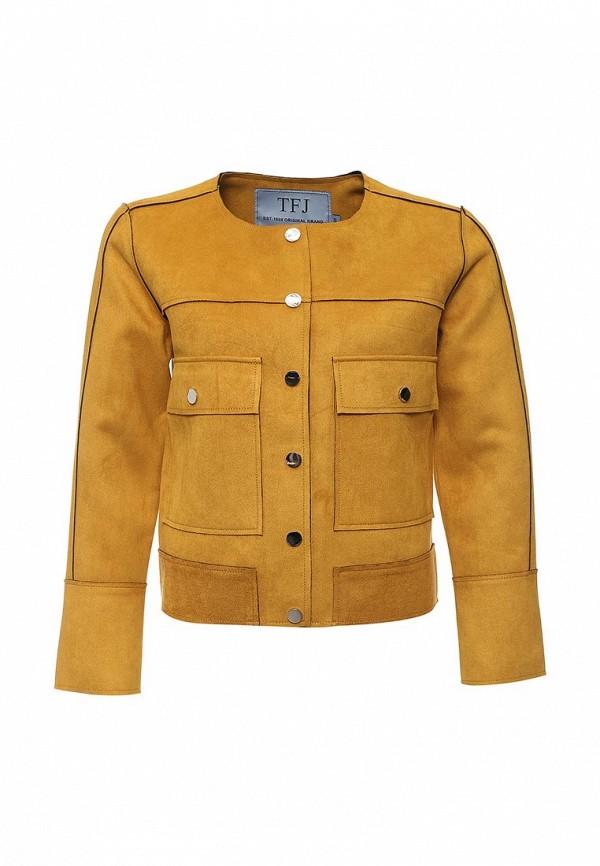 Кожаная куртка Conver CW9833.11