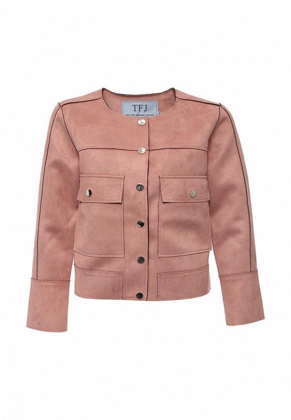 Кожаная куртка Conver CW9833.37