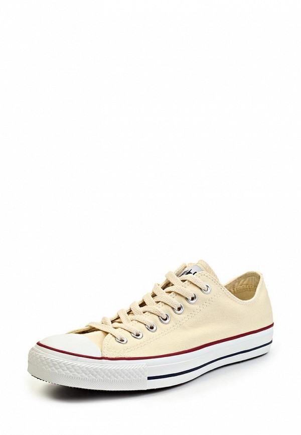 Кеды Converse ALL STAR OX NATURAL WHITE