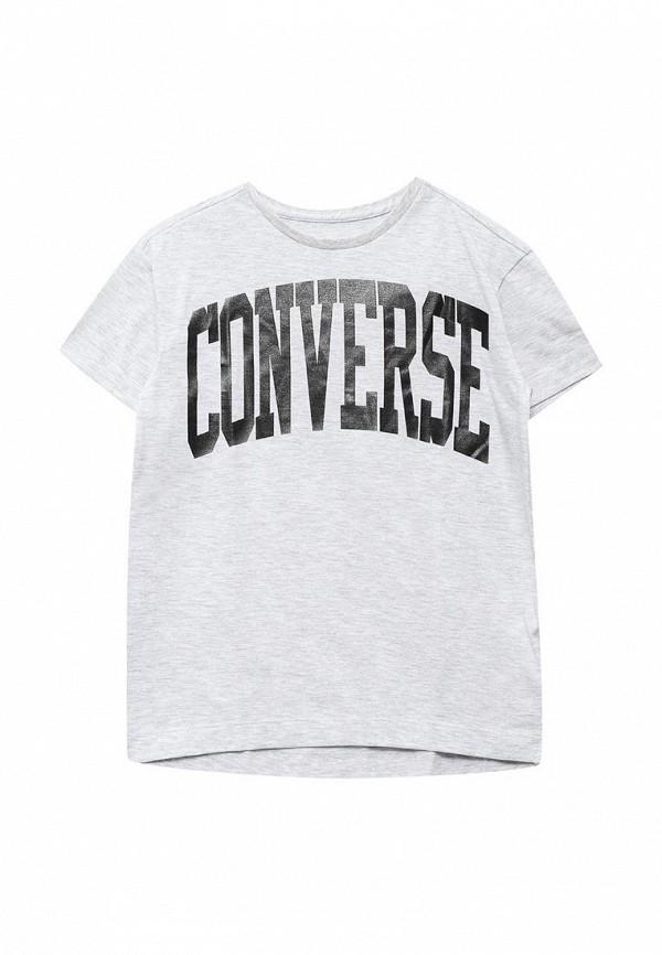 Футболка Converse Converse CO011EGXFZ93 футболка converse converse co011egxfz96