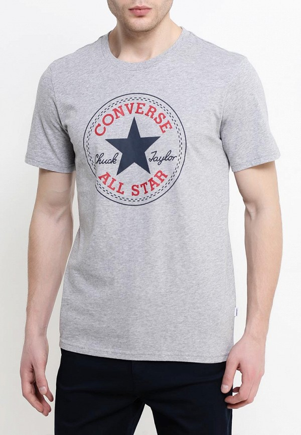 Футболка Converse Converse CO011EMRCC32 футболка converse converse co011egxfz96