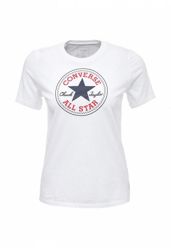 Футболка с коротким рукавом Converse (Конверс) 10001124102