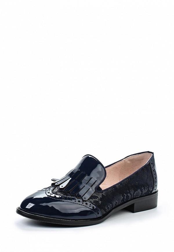 Туфли на плоской подошве Covani X682-609-218+375