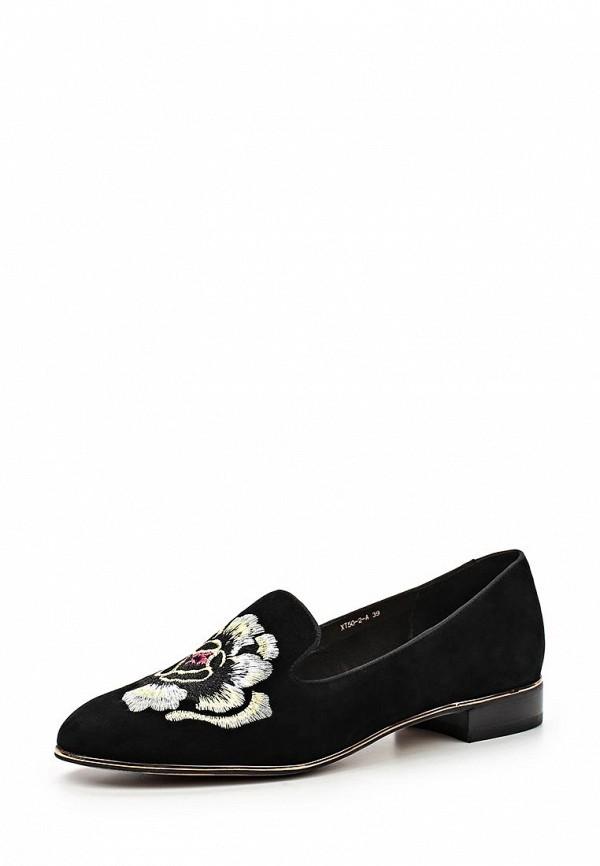 Туфли на плоской подошве Covani XT50-2-A