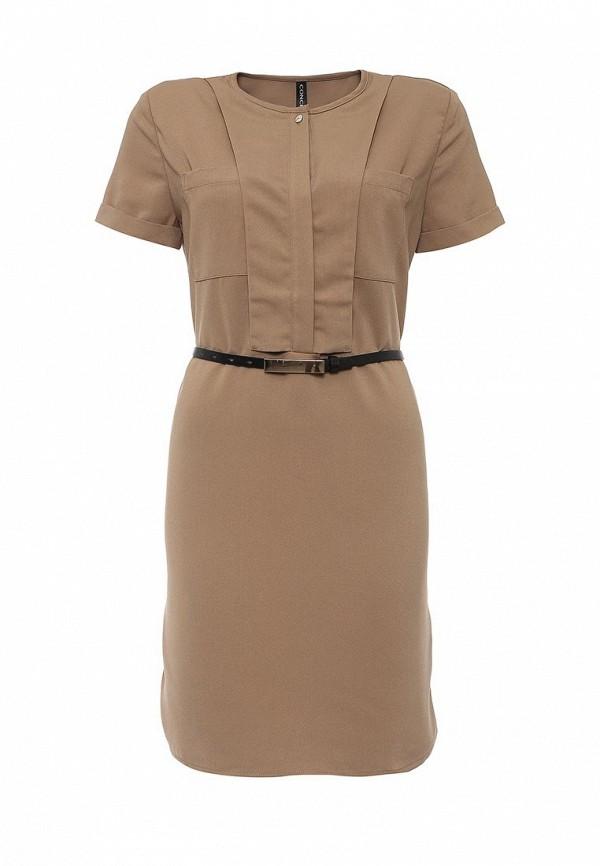 Купить женское платье Concept Club бежевого цвета