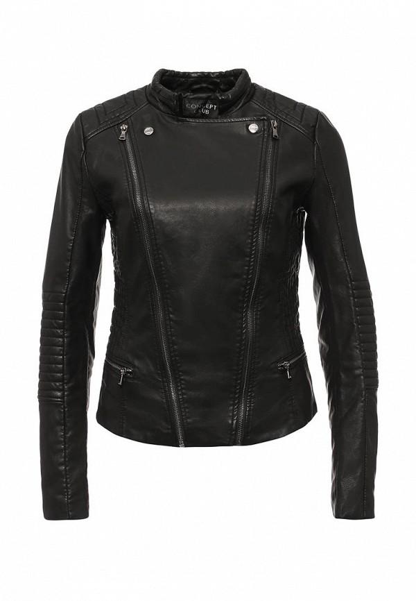 Кожаная куртка Concept Club (Концепт Клаб) 10200130020