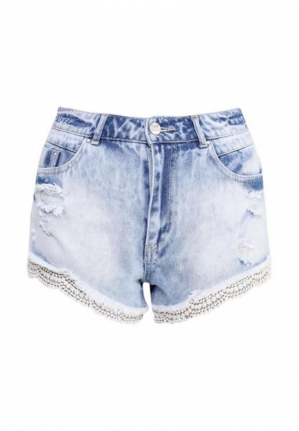 Женские джинсовые шорты Concept Club (Концепт Клаб) 10200420003