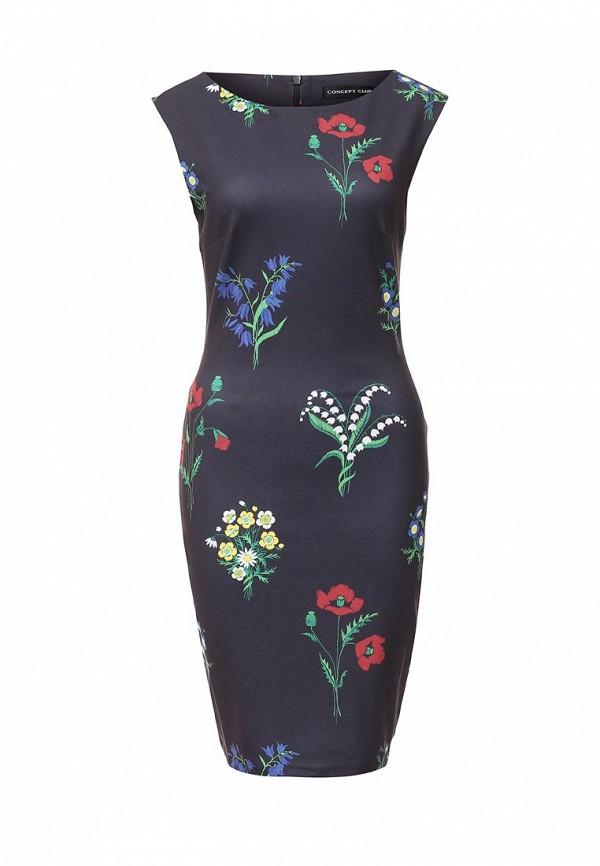 Платье-миди Concept Club (Концепт Клаб) 10200200083