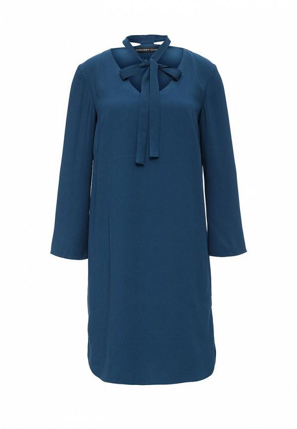 Купить женское платье Concept Club синего цвета