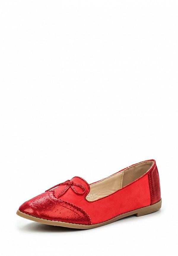 Туфли на плоской подошве Coco Perla 881